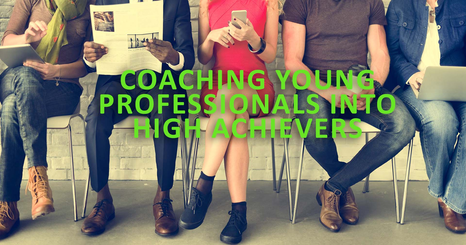 Frontrunner High Impact Networking - Coaching Young Professionals into High Achievers